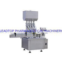 Viscosity Liquid / Ketchup / Sauce Bottle Filling Machine Avf Series 20-500ml