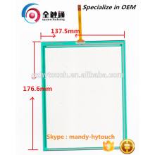 """Customizing High 2"""" To 22"""" Spare Parts Duplicator Touch Screen"""