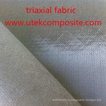 Tela de fibra de vidrio triaxial de alta resistencia para pultrusión