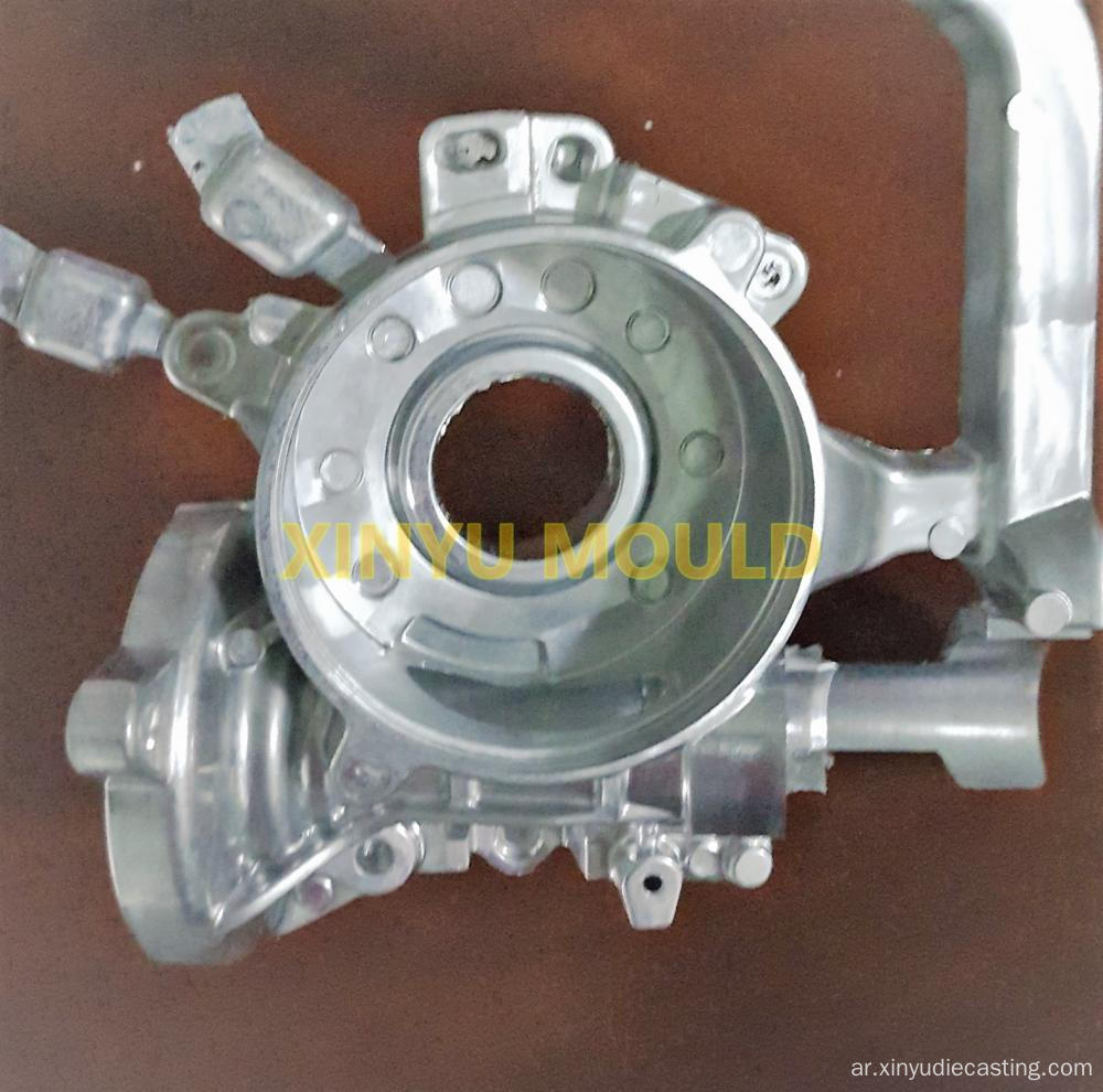 Turbo Charger Turbine Housing Die