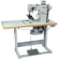Automatyczna maszyna do zakładania haków z pojedynczą igłą