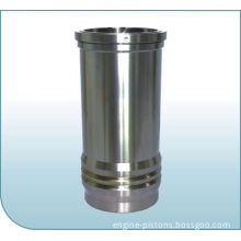 Komatsu Engine Cast Iron Cylinder Liners 4d120 For Auto Car Parts