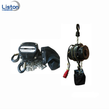 1Ton Manual Konser Hoist Stage Black Hoist