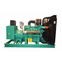Tipo diesel à prova de som do gerador 500kw trifásico
