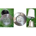 9W Утопленный светодиодный подземный свет из нержавеющей стали (JP82532)
