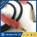 Panasonic type mig/mag/CO2 torch p350 3M/4M/5M