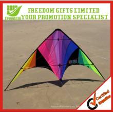 Logotipo de la cantidad superior Impreso Flying Kite