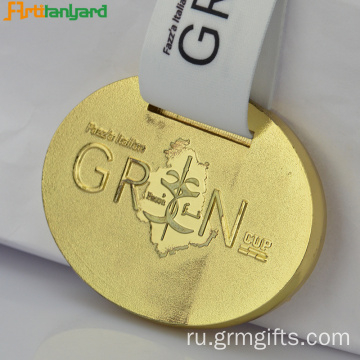 Kids Football Medals by Zinc Alloy