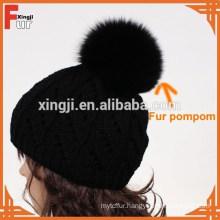 High quality genuine fox fur ball