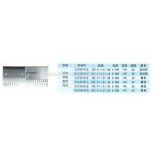 Pente de escada rolante shindler SLR266475 / SLR266480 / SLR266479 / SLR266482 / SLR266623 / SLR266424