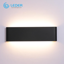 LEDER 7W Rectangle indoor wall lights up and down