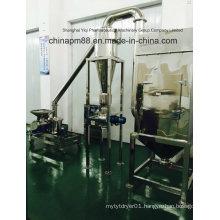 Sulfur/Synthetic Resin/ Dyestuff/Pesticide/Paint/Magnesium Carbonate Pulverizing Machine