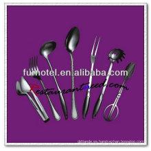 T264 High Quality Hotel Stainless Steel Buffet Diseño de platos y cubiertos
