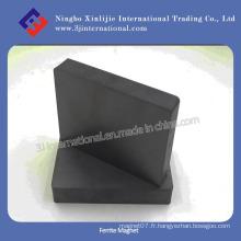 Ferrite Magnets / Blocs en céramique