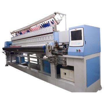 Yuxing 33 Köpfe Quilten Stickmaschine Computerized