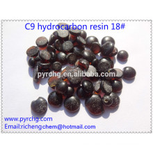 Black Granular C9 Hydrocarbon Petroleum Resin for rubber manufactory
