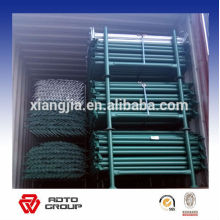 Steel scaffolds Construction Kwikstage Scaffolding