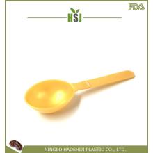Home Clear Mini Plastic Spoon Tea Spoons