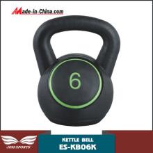 6kg Kettlebell para adultos com boa qualidade (ES-KB06)