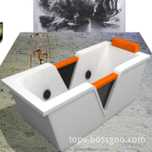 New Acrylic Massage Bathtub With Perfect Size