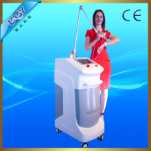 Machine de rajeunissement vaginale de laser de CO2 fractionné