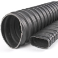 Best selling Widely used in drainage corrugated hs code carbon steel pipe China Manufacturer