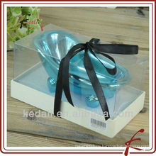 Plato de jabón caliente de la bañera de la venta con la caja del pvc