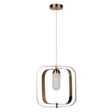 Nuevo diseño de iluminación colgante de metal moderno interior