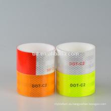 Dot-c2 cinta reflectante reflectante cinta de visibilidad