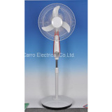 Egypt market 35w 16\'\' led lights 12v rechargeable fan