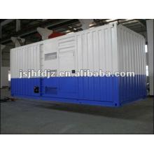 Liefern Yuchai 650kw Container Generator