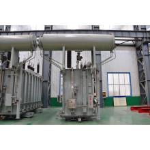 Transformateur de puissance 66kv pour alimentation électrique