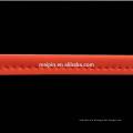 OEM color high visible polyester reflective spandex piping/reflective piping