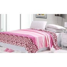 Hot Selling Comfortable Flannel Blanket