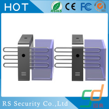 IC / ID Card Half Height Turnstiles Mechanism