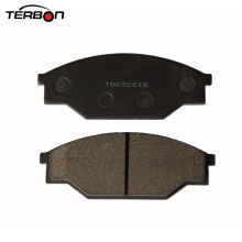 ISO Certificate Auto Parts Brake Pad for Toyota