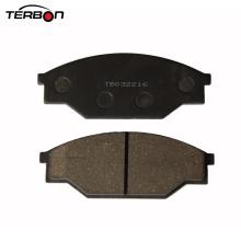 Almofada de freio das peças de automóvel do certificado do ISO para Toyota