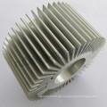 Angepasste Aluminium-LED-Beleuchtung Kühlkörper Extruded Machining