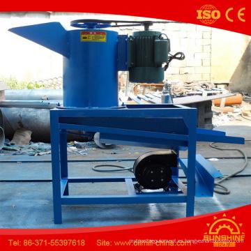 1000kg Chestnut Shell Thorn Shell Peeler Chestnut Stab Shell máquina de eliminación