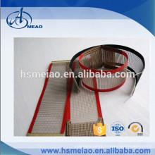 High quality High temperature resistance PTFE Coated mesh conveyor belt