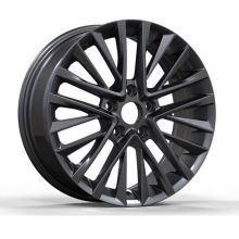 Black Pianted Toyota Replica Wheels