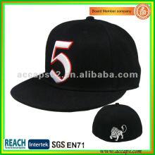 Chapéu cabelhão plano da marca SN-0100