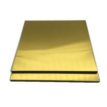 Gebäude-Spiegel-Aluminium-Verbundplatte