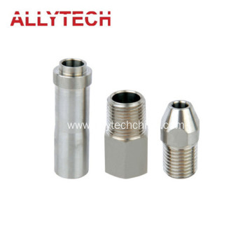 Precision Polishing Stainless Welding Machine Components