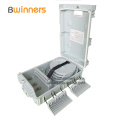 Ip65 Plastic Waterproof  Fiber Distribution Junction Terminal Box