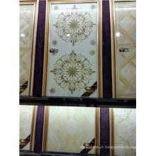 Telha de porcelana vitrificada polida completa interior dos materiais de construço