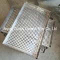 Punched Metal Wire Mesh Drying Electronics Trays