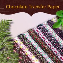 Food Grade Transfer Paper Sheets Edible Baking Transfer Paper