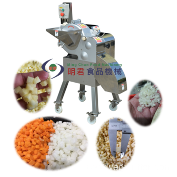 Hot-selling for China Vegetable Cutter,Vegetable Cutting Machine,Commercial Vegetable Cutting Machine Supplier Vegetable dicer machine supply to Solomon Islands Supplier