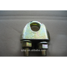 Maleable galvanizado clips de cuerda de alambre de DIN1142